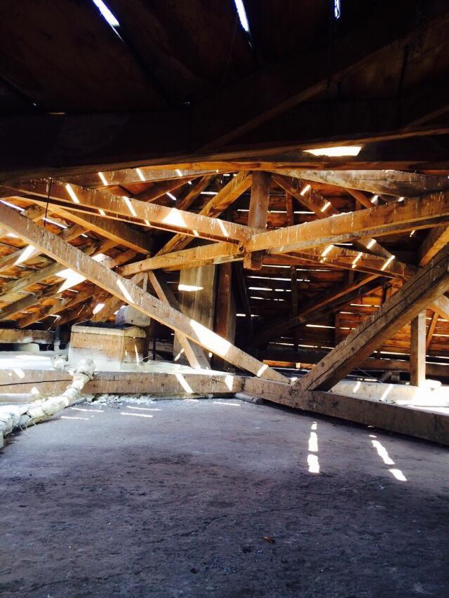 çatı poliüretan sprey yalıtım